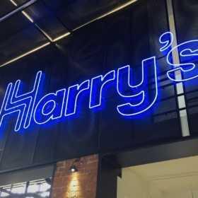 Harrys Sign