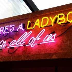 Lady Boy Dining Sing